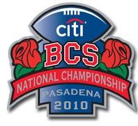 2010 BCS Logo